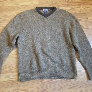 Men's Ralph Lauren Chaps wool blend sweater